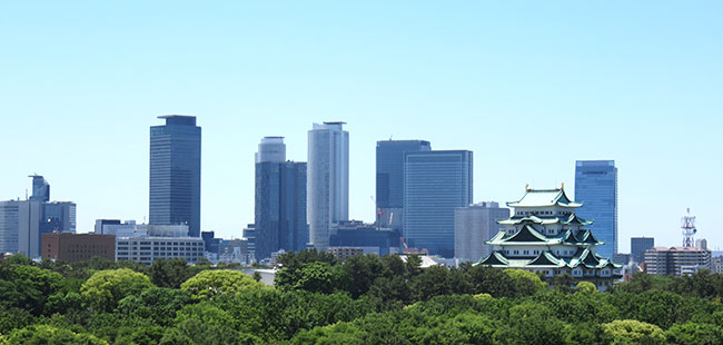 写真:名古屋市景観